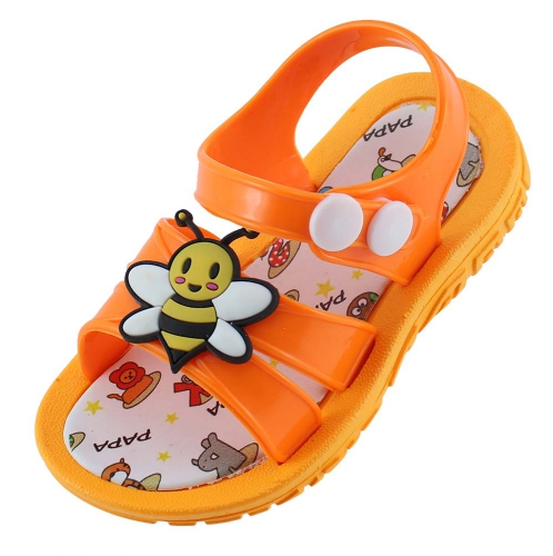 Papa Shoes, Kids & Girls & Boys Plastic Sandals K144